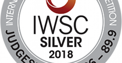 IWSC 2018 Awards for ISFJORD